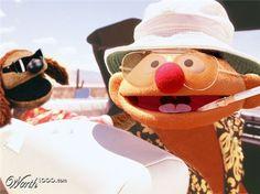 d710e9783 Fear and Loathing in Las Vegas / Sesame Street /Muppets Sesame Street  Muppets, Fear