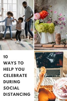From virtual tours to quarantine playlists, 10 party ideas to help you celebrate during social distancing Fun Party Themes, Party Ideas, Playlists, Virtual Tour, Tours, Celebrities, Awesome, Celebs, Reading Lists