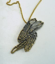 Pendant Antidote Iosif with ruthenium-gold plated Silver 925. Pendant Code:3381.PD.2037.GO.001