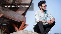 Shayari On Friendship - दोस्ती पर शायरी Friendship Status, Fictional Characters, Fantasy Characters