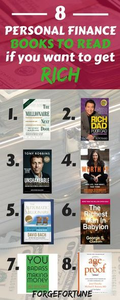 Are you looking for the best personal finance books to read? Do you want to learn more about personal finance? Do you need help in managing your money and getting rich? If yes, then you're in the right article, my friend! In this article, we're going to know about the best personal finance books to read if you want to get rich.