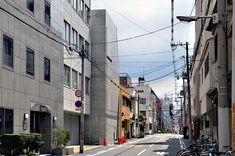 kamigata rakugo storyteller's association hall / tadao ando / osaka, japan