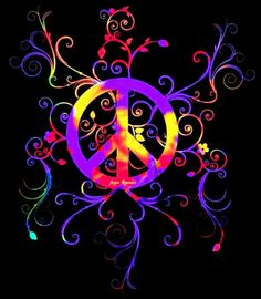 Better than a thousand useless words is one useful word, hearing which one attains peace. Paz Hippie, Mundo Hippie, Hippie Peace, Happy Hippie, Hippie Love, Hippie Art, Hippie Style, Hippie Trippy, Peace On Earth