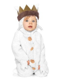 Baby Max Where The Wild Things Are Costume