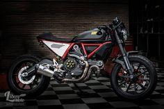 Ducati Scrambler By Libero Moto