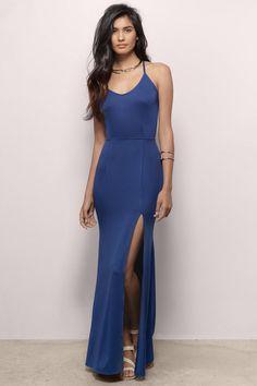 8cf0d53a742 Divine Intervention Dress at Tobi.com  shoptobi Prom Dresses Blue