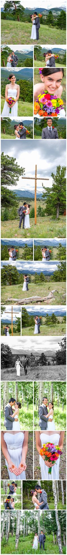 Colorado wedding photography - wedding photography - Rocky Mountain Bride - Visual Poetry by Meghan - YMCA of the Rockies wedding - Rocky Mountain National Park