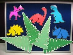 link to printable dino shapes (will need to still color) http://www.letim.info/archives/26.html
