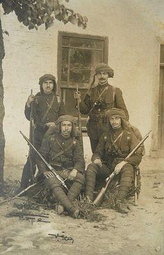 I. Dünya Savaşı Osmanlı Askerler   by OTTOMAN IMPERIAL ARCHIVES