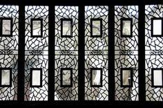 苏州古典园林花窗(组照)-首届中国园林摄影大
