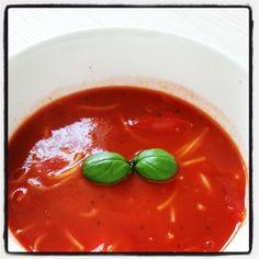 Super easy to make tomato soup