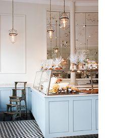 Six of the best Parisian patisseries - Travel tips and inspiration - British Air. - Six of the best Parisian patisseries – Travel tips and inspiration – British Airways High Life - Logo Patisserie, Patisserie Paris, Patisserie Design, Patisserie Sans Gluten, Decoration Patisserie, French Patisserie, Bakery Design, Cafe Design, Bakery Cafe