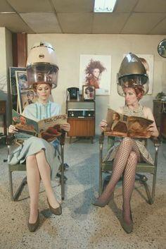 Vintage Hair Salons