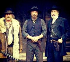 "Tom Berenger, Kevin Costner, and Powers Boothe from ""Hatfields & McCoys"" Hatfields And Mccoys Movie, Powers Boothe, Tom Berenger, The Mccoys, West Virginia History, Brian Kinney, Cowboy Action Shooting, Real Cowboys, Hero Movie"