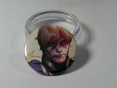 Comic Book 1.5 Button// Guardians of the Galaxy// Starlord, $1.00
