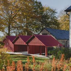 Rural Office for Architecture, Aeron Parc, Whole Picture