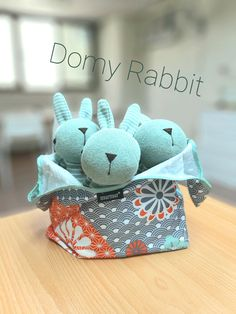 Grace -- sock bunny Domy Rabbit #handmade #craft #sockdoll Sock Bunny, Sock Dolls, Sock Animals, My Socks, Facebook Sign Up, Rabbit, Basket, Cute, Baby