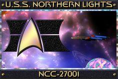 USS Northern Lights NCC-27001- REGION 4