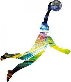 Fußball - Torwart In Aktion Wand-Tattoos Aufkleber Poster-Sticker (73 x 50cm) 1art1 http://www.amazon.de/dp/B008695FSE/ref=cm_sw_r_pi_dp_rH.svb14BZDND