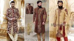 Beautiful Designer Sherwani Collection for Men