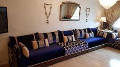 Avoir Un Salon Moderne Avec Un Design Marocain Salon Marocain Deco