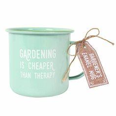 Schöner Gartenbecher - tolle Geschenkidee