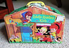 liddle kiddle klub house