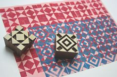 Colouricious loves block printing! Wood block printing on fabric allows you to design your own fabric for your textile art and craft projects. To learn more about fabric printing with wooden printing blocks go to http://www.colouricious.com/shop/block-printing-textile-design-techniques