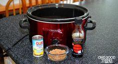Pineapple Teriyaki Crockpot Chicken- I'm going to make this today. I LOVE my crockpot!