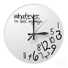 whatever wall clocks.  $26.45