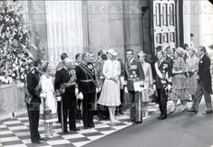 Wedding Of Prince Charles To Lady Diana Spencer Princess Of Wales At St Pauls…
