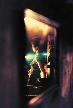 Still from Wong Kar Wai film 'In the Mood for Love'