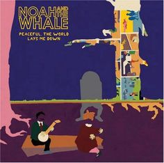noah and the whale CD Covers