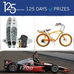 The countdown continues with day 107 of our 125 days of prizes. Enter now! #belk125