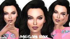 Megan Fox The sims 4
