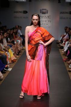 Summer Resort Collection 2014, Lakme Fashion Week, Indian Designer, Fashion Wear, Stylish