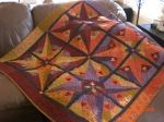 Fall Quilt...Buggy Barn Kit....one of my favorites