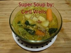 Super Soup: Great for Immune system, Blood Pressure and Diabetes - WATCH VIDEO HERE -> http://bestdiabetes.solutions/super-soup-great-for-immune-system-blood-pressure-and-diabetes/      Why diabetes has NOTHING to do with blood sugar  *** best food for diabetes and high blood pressure ***  This Soup is great for providing vitamins, minerals, protein and fiber.  Because of the the type of spices used(tumeric, a little bit of nutmeg, garlic, onion and parsley) it is wonderful.