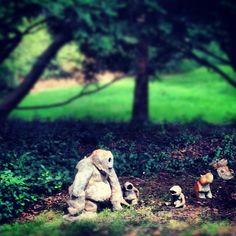 Little Monsters | Dow Gardens Summer Sculpture Series @justrandisue