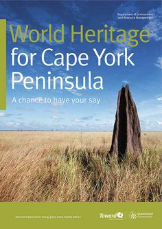 World Heritage for Cape York by planeta, via Flickr