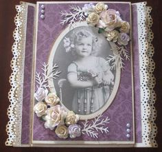 Collage, Magic, Frame, Cards, Decor, Basteln, Picture Frame, Collages, Decoration