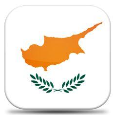Bandeira Chipre.#JORGENCA