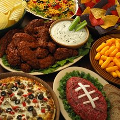 Gluten-Free Superbowl Party Ideas