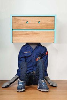 UK designer Stuart Melrose will present a very creative series of furniture at the 2012 designersblock during Interiors UK (1/22-1/25/12).
