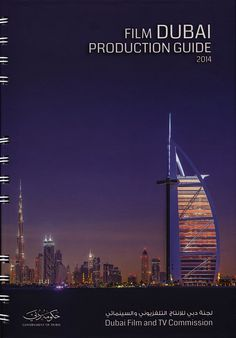 https://flic.kr/p/sRxp1F | Film Dubai Production Guide 2014_1, United Arab Emirates | tourism travel brochure | by worldtravellib World Travel library
