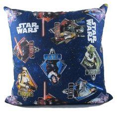 Almofada Star Wars Azul - Almofadas Geek / Nerd