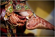 Tips for Application of Bridal Mehndi or Henna
