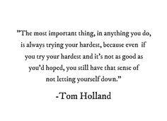 #tomholland •