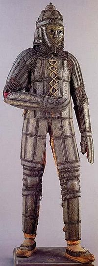 Ethnographic Arms & Armour - Indian Armguard