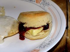 Flaky, delicious Biscuits. This recipe goes back many generations in the Rodger's family!